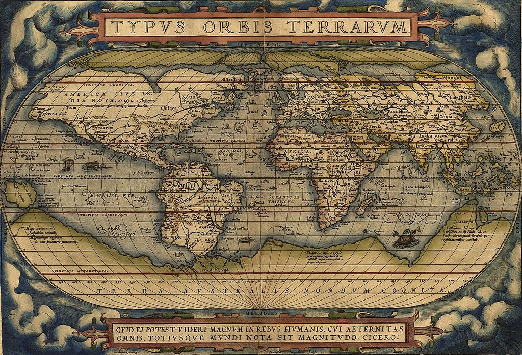 Abraham Ortelius - The Library of Congress